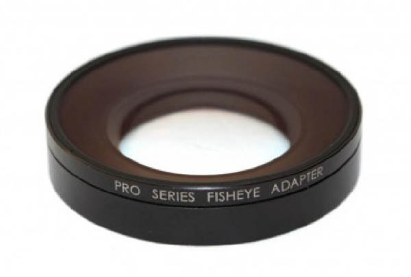 Grip Kit_0040_Century Pro Series HD Fisheye Lens Adapter for Canon XF305
