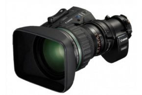 Canon HJ17ex 7.6B ENG Zoom