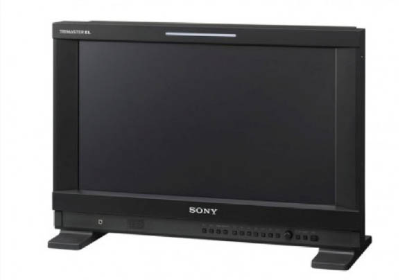 "Monitor_0007_Sony PVM-1741 OLED 17"" Monitor"